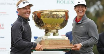Teams finalized for World Cup of Golf